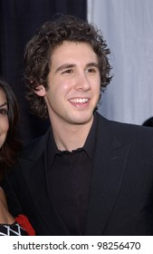 Singer JOSH GROBAN at the 30th Annual American Music Awards in Los Angeles. 13JAN2003.   Paul Smith / Featureflash