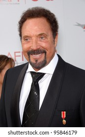 Singer TOM JONES at the 34th AFI Life Achievement Award Gala in Hollywood. June 8, 2006  Los Angeles, CA  2006 Paul Smith / Featureflash