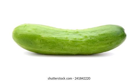 A single cucumber (cocktail cucumber)