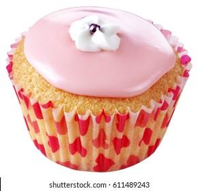 SINGLE CUPCAKE OR FAIRY CAKE CUT OUT