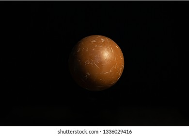 Single detailed floating skee ball