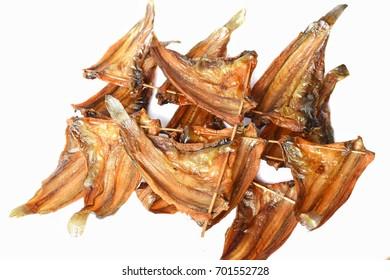 Single dried fish