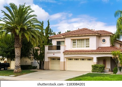Single family house, Temecula city, California