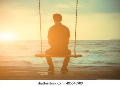For single men swinging