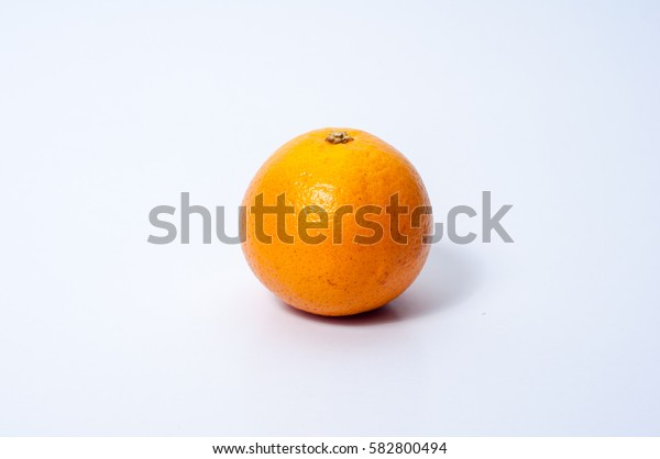 The single orange