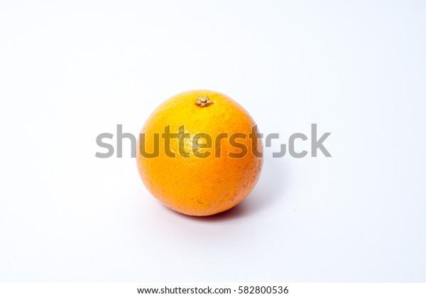 The single orange
