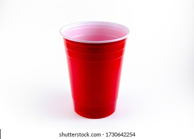 A Single Red Solo Cup