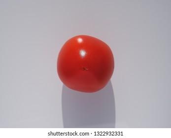 single red Tomato