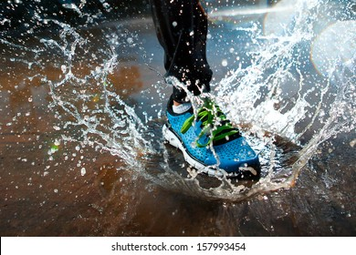 Water Shoes Images, Stock Photos & Vectors | Shutterstock