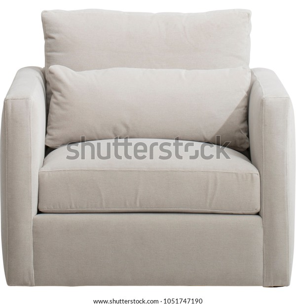Single Seater Sofas Online Sofas Settees Stock Photo Edit