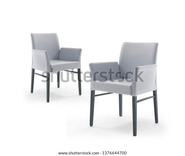 Fantastic Single Sofa Chair On White Background Stock Photo Edit Now Pabps2019 Chair Design Images Pabps2019Com