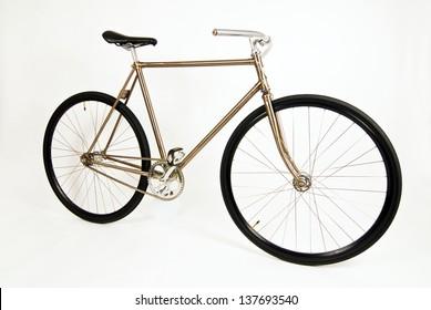 single speed fixie custom made bike