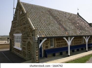 single storey building in norfolk