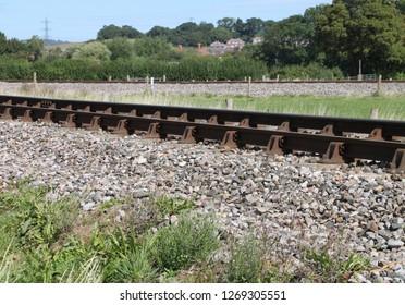 Railway Track Joints Images, Stock Photos & Vectors | Shutterstock