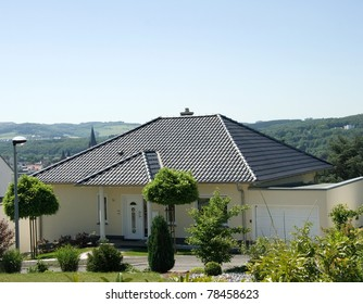 Single-family dwelling in Germany