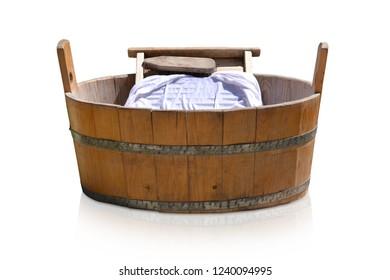 sink laundrette washboard laundry old handwash tub