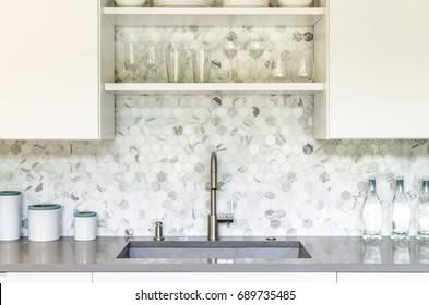 sink surround