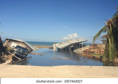 Sinkhole In Mayaguez Puerto Rico