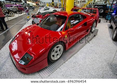 4603c5ec7a SINSHEIM GERMANY 12 JUNE Among Many Stock Photo (Edit Now) 696396454 ...