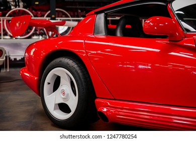 Rear Spoiler Images Stock Photos Vectors Shutterstock