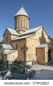 Sioni Cathedral of the Dormition, georgian orthodox cathedral in Tbilisi, the capital of Georgia