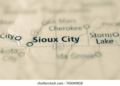 Sioux City, Iowa, USA.