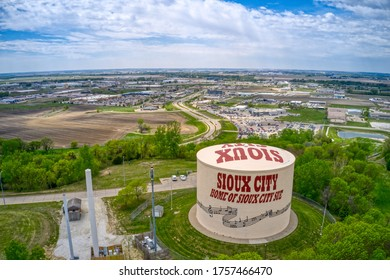 Sioux City is a large Town on the Iowa, Nebraska, South Dakota Border Sioux City, IA, USA 5-20-20