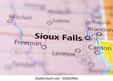 Sioux Falls, South Dakota, USA.