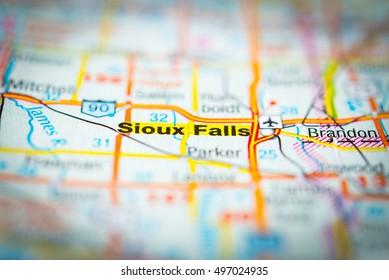 Sioux Falls, USA.