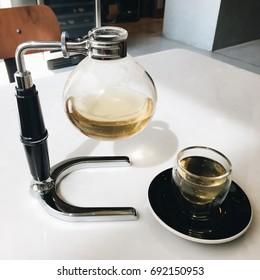 Siphon Teapot