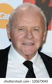 Sir Anthony Hopkins arriving for the Classic Brit Awards 2012 at the Royal Albert Hall, London. 02/10/2012 Picture by: Steve Vas