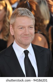 Sir Kenneth Brannagh at the 17th Annual Screen Actors Guild Awards at the Shrine Auditorium, Los Angeles. January 29, 2012  Los Angeles, CA Picture: Paul Smith / Featureflash