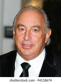 Sir Phillip Green arriving for the Women of Inspiration Awards at the Marroitt in Grosvenor Square, London. 18/01/2012  Picture by: Simon Burchell / Featureflash