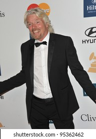 Sir Richard Branson at the 2012 Clive Davis Pre-Grammy Party at the Beverly Hilton Hotel, Beverly Hills. February 11, 2012  Los Angeles, CA Picture: Paul Smith / Featureflash