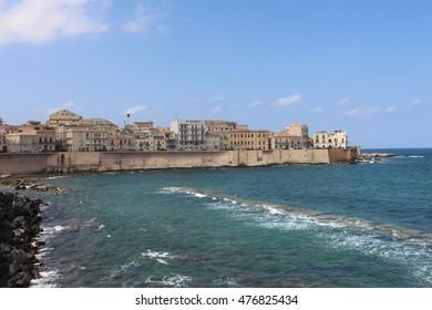 Siracusa. Sicily. Italy