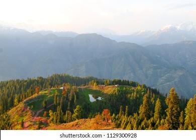Siri Lake Shogran Valley Pakistan