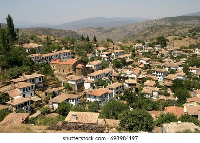Sirince Village in Selcuk, Izmir, Turkey. Sirince is a village of 600 inhabitants in Izmir Province, Turkey, located about 8 kilometres east of the town Selcuk District.