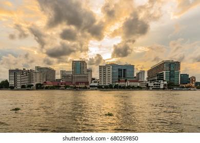 siriraj hospital  at Bangkok Thailand