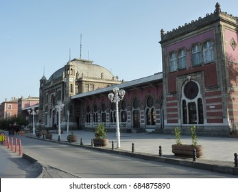 Sirkeci Station in Istanbul