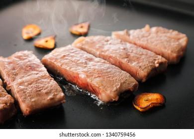 Sirloin steak(Wagyu beef)