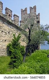Sirmione am Gardasee, Lombardei, Italien, Europa