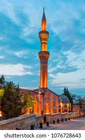 Sirvani mosque - Gaziantep, Turkey