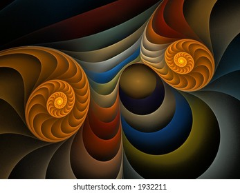 sister spirals