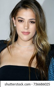 Sistine Stallone at the Hammer Museum Gala In The Garden held at the Hammer Museum in Westwood, USA on October 14, 2017.