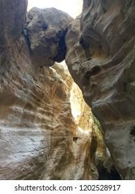 Sisyphus (Avakas Gorge)