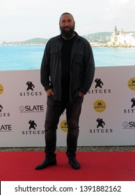 "SITGES, SPAIN - October 11, 2018: 51st Sitges Film Festival - Photo call of ""Overlord"" - Julius Avery"