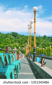 Siti Nurbaya bridge in Padang