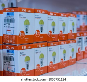 Eco home images stock photos vectors shutterstock sitiawan perak malaysia march 242018 led bulb in boxes is malvernweather Images
