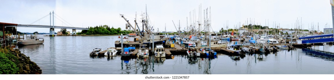Sitka harbour Alaska