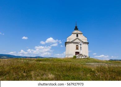 Siva Brada - Chapel and mineral water close to Spissky Hrad